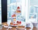 "【Weekdays/WEB15%OFF】""Strawberry Collection"" Afternoon Tea"