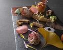 《クイックディナー》季節の食材おまかせコース ¥20,000(約5品)
