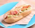 【テイクアウト】LobsterRoll ロブスター&アボカド