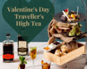Jackalberry Valentine's Day High Tea (14th Feb 2021)