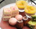 SAKURA Afternoon tea 2営業日前までの予約制