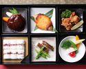 【お電話でのご予約限定】《東京23区内 お届け可》粂シェフ特製 和牛ハンバーグ&海鮮弁当