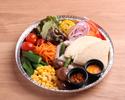 【テイクアウト】サラダ&デリ10種(1-2名様分)