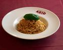 【テイクアウト】完熟トマトとバジルのスパゲティ ポモドーロ
