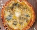 ディナ-限定:とろける4種チーズのクワトロフォルマッジョ