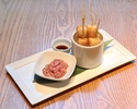 Crispy Rice  Spicy Tuna or Spicy Salmon
