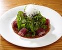 Tuna Tataki Salad with Matsuhisa Dressing