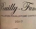 White Wine | Pouilly Fume, Fouassier Peres & Fils, Loire, France