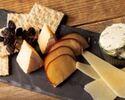 【テイクアウト】 チーズプラッター