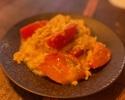【テイクアウト】トマトと玉子の塩炒め