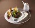 期間限定応援ランチプラン【プリフィックスコース】+60分フリーフロー(お好きな料理3皿) 4,800yen