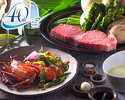 【ランチ・ディナー】日本2大ブランド 神戸牛と松阪牛の食べ比べコース