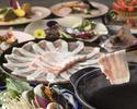 【Special online deal】 Buffet and Agu Pork Shabu-Shabu  Adult (13 years and up)