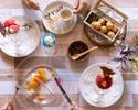 「Dessert course ~旬のフルーツを使って~」(5品)