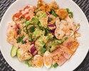 【9月6日~】SALAD COMBO:大人気のコブサラダが楽しめるランチ