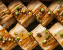 【Japanese Restaurant Kozue】 Conger eel Sushi (8 pcs) ¥3,564(Inclusive tax)