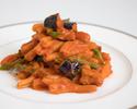 【テイクアウト】契約農家の野菜を使った定番トマトソースのカサレッチェ