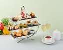 VEGAN AFTERNOON TEA with Champagne