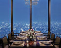 【Dinner】お祝いプラン シェフズルーム(個室)