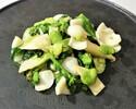 【T.O.】春野菜と山菜のあっさり炒め(小盆)