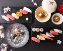 【テーブル限定】寿司Sakura Fair
