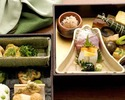 【Lunch/For 1 person limited】Kozue lunch box+Window-table+Gift