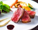旬の食材を使用した駒路シェフのスペシャリテ「スタジオーネ」/ディナー