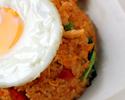 [Takeout] Nasi Goreng Fried Egg + Ebisen Bento