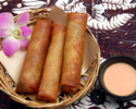 [Take out] Lumpia fried spring rolls 1