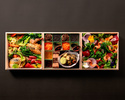 【TAKE OUT】 「saisons degustation box」 (お重3段)2名分