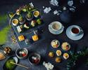◆3月末迄土日祝【KOI 抹茶アフタヌーンティー】+乾杯ロゼスパークリングワイン
