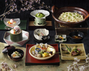 "[Weekday online reservation only] ""Raku"" (lunch) with one drink to choose from"
