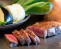 【LUNCH】Sirloin Steak Lunch黒毛和牛60g
