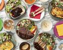選べるスープ5種&メインディッシュ LUNCH Set