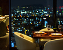 【Anniversary Plan】 Window Side Table / Glass of Champagne Benefit! Dinner Set Menu + Anniversary Whole Cake