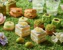 【Weekend:Semi Private Room B 】Spring Green Afternoon Tea