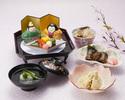 -季節のおすすめ- 【昼・夕食】 3月3日~14日限定「ひな祭りプラン」 お子様料理1名様分無料&カットケーキご人数分の特典付き