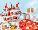 4/1~【Afternoon tea - Option(Thu, Fri, Sat, Sun & holidays)】 A glass of CHANDON ROSE