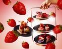 [Regular price] Strawberry afternoon tea set 6,588 yen