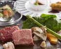 【阿寒】知床牛とサロマ黒牛のサーロイン食べ比べコース