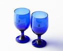 [Option] Birthday Package C Cake + Flower (Tabletop) + Ritz-Carlton Blue Goblet Pair Set + Toast Apéritif + Commemorative Photo