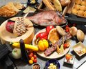 Weekday Lunch Semi-Buffet  -Restaurant Elements-