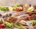 Winter lunch (Half buffet)