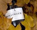 シャンパン ボランジェ フリーフロー 季節に応じた世界各国からのトリュフを使用したメイン付フレンチ4皿