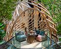Sculptural Pavilion【Reserve Seating】