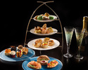11F【THE GREY ROOM】Afternoon Tea Champagne Set 6800