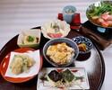 京豆腐と京ゆば御膳(ランチ)