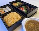 【T.O.】フカヒレ入り3種食材スープ付き!2段重弁当