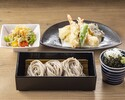 Nihachi Soba Noodles with Tempura
