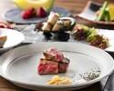"4/1-Teppan Dinner Course ""Minamoto"""